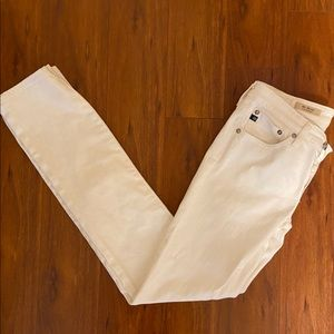 AG the Stevie Slim Straight Jeans | Size 26R